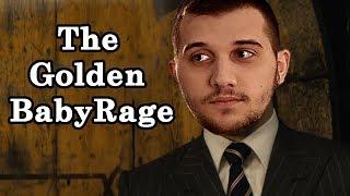 Dota 2: Arteezy - The Golden BabyRage