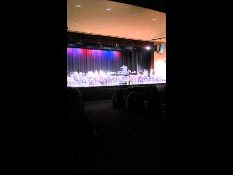 South Paulding High School Wind Ensemble: Blue Sha