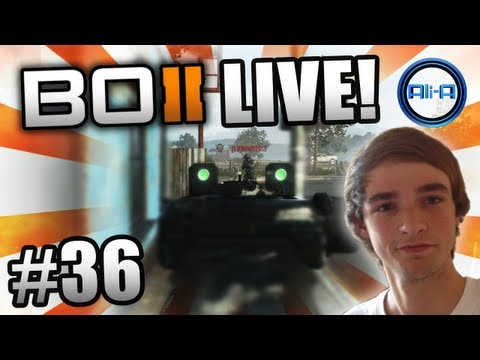 """SPAWNS SWITCH-A-ROO!"" - BO2 LIVE w/ Ali-A #36 - (Call of Duty: Black Ops 2 Multiplayer Gameplay)"