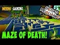 Scrap Mechanic - Maze of Death!