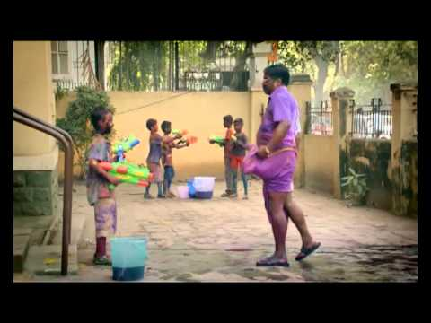 Idea 2013 New Ad - South Indian &quot;Vishnu&#038;...