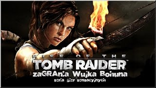 "Rise of The Tomb Raider - #3 ""Zdrada dobrych rani"""