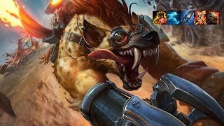 Warwick Sanic Speed build.