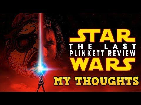 Mr Plinkett Last Jedi Review Thoughts