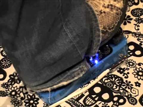 Gig FX MEGA WAH Peter Frampton Signature series guitar pedal demo