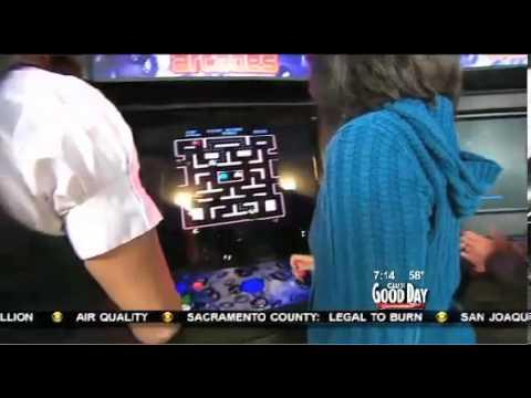 Dream Arcades on Good Day Sacramento Part 1