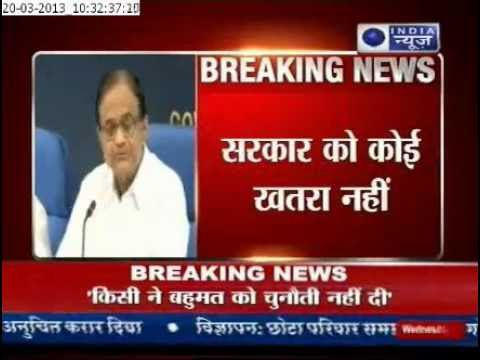 India News: Finance Minister P Chidambaram, addressing a press conference on Sri Lanka issue