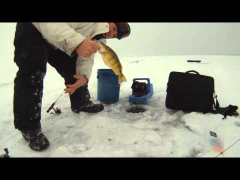 I MN Fishing's Red Lake Ice Fishing Trailer!
