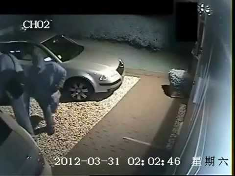 Stolen BMW 1M Coupe in less than 3 minutes