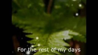 Watch Aaron Neville Pledging My Love video