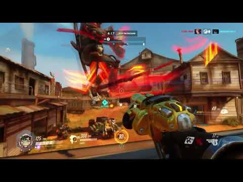 Overwatch PS4 Walkthrough Part 1239