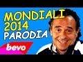 MONDIALI 2014 - PARODIA UFFICIALE