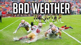 NFL Best Plays In Bad Weather || HD