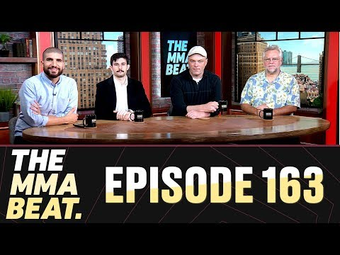 The MMA Beat: Episode 163