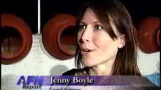Jenny Boyle on the AFN Network