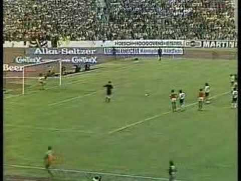 World Cup 1974 Final - Germany 2:1 Netherlands