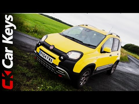 Fiat Panda Cross 2015 review - Car Keys