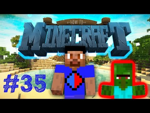 Minecraft SMP: HOW TO MINECRAFT #35 ZOMBIE OUTBREAK! with Vikkstar