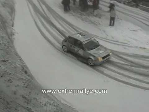 rallye grasse alpin 2007