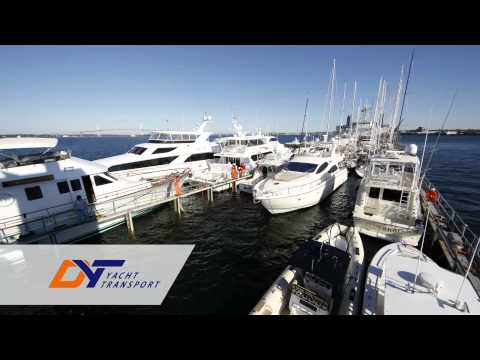 DYT Yacht Transport Corporate Video 2014