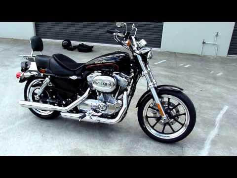 Harley-Davidson 2011 883 SuperLow