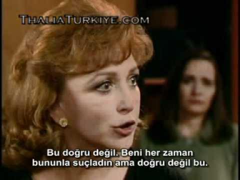 Thalia - Rosalinda (Pembe Dizi) Bölüm 11 / Sahne 02 - Türkçe Altyazı
