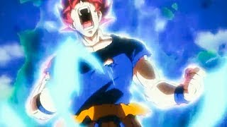 Goku's Ascension!?! NEW Images From Dragon Ball Super BROLY (Godly Transformation)