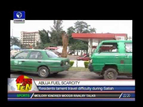 Abuja residents lament travel difficulty due to fuel scarcity