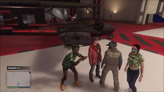 Funny moments with bros GTA 5 RM-10