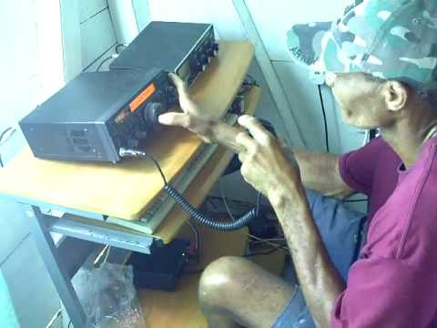 Amateur Radio Club Station, Dominica