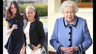 Queen 'invites Meghan's mother Doria to spend Christmas with Royals' - Daily News
