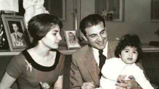 Arousi  Ardeshir  Zahedi & Shahnaz Pahlavi, Ours will be more Royal if you accept  my proposal.