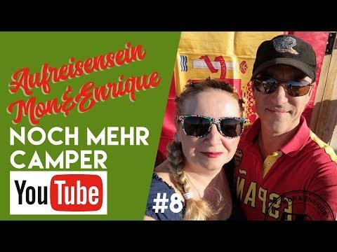 Mon und Enrique von aufreisensein in die BESTEN Youtuber für Camper #8