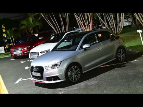 Audi Nouvelle-Calédonie partenaire du South Pacific Open de Golf 2016