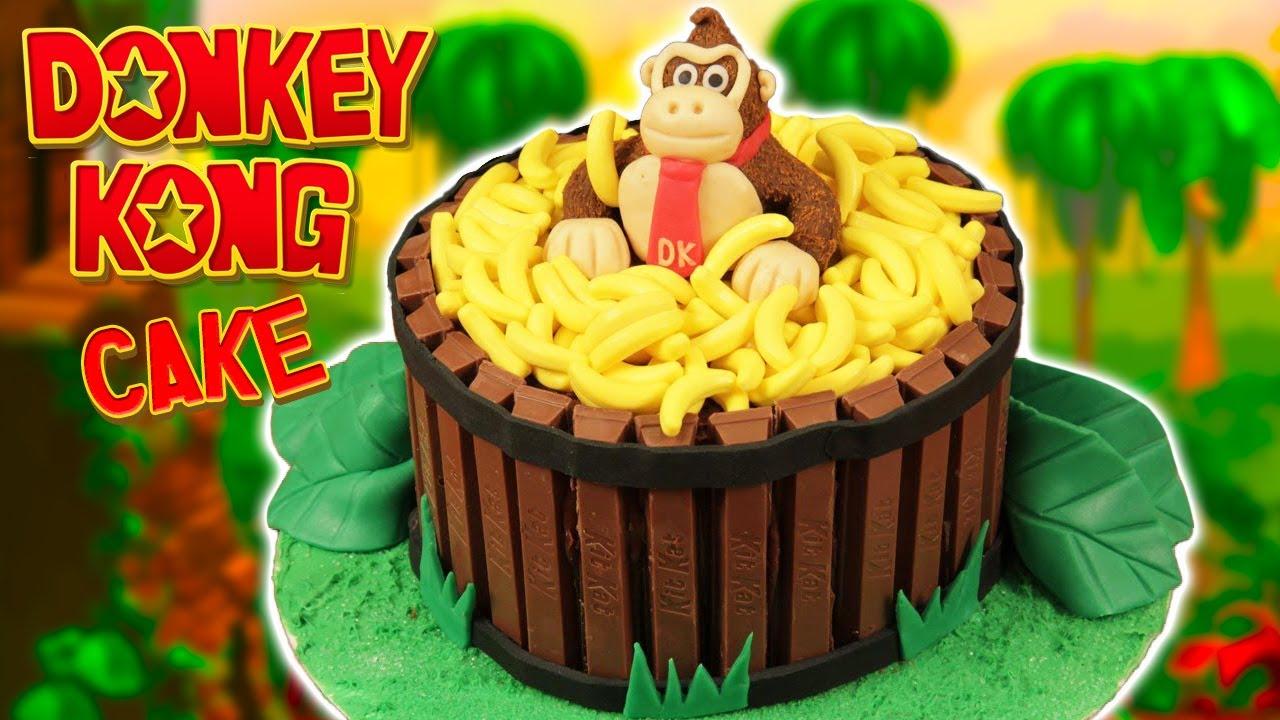 Images Of Monkey Birthday Cakes