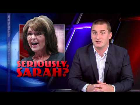 Sarah Palin SLAMS IRS, Obama, Drones, and the NSA in Laughable Fox News Appearance