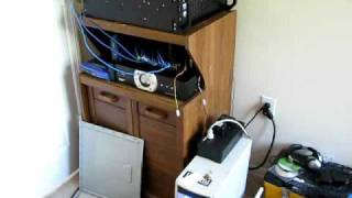my network server setup