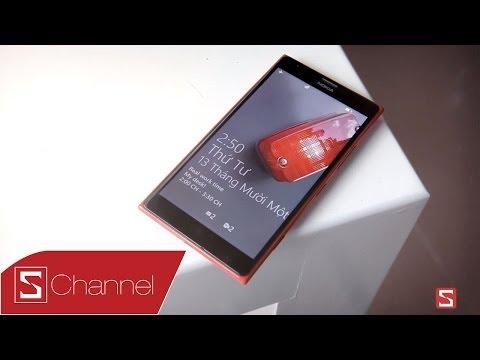 Schannel - Những cảm nhận đầu tiên về Lumia 1520 - CellphoneS