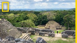 Climb Ancient Temples in Belize