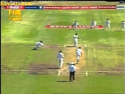 5000th duck in test cricket, 1997 Gary Kirsten vs Jason Gillespie