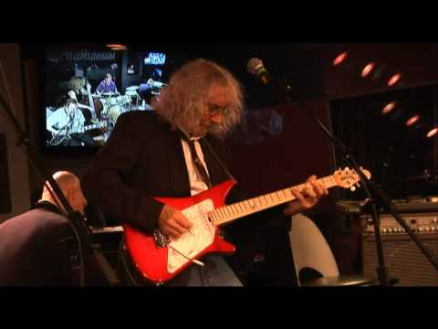 Albert Lee with Les Paul's Trio at the Iridium, NY 2010 Part 2