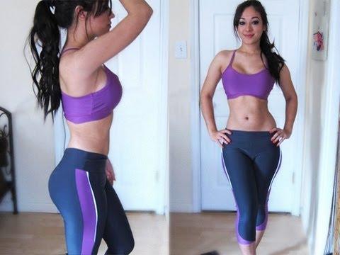 My Fitness Routine + Brazilian Butt lift DVD Review!