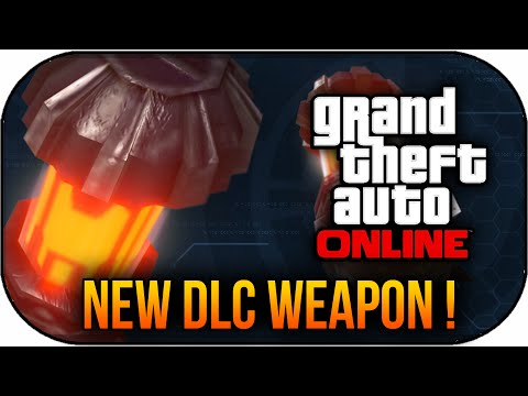 GTA 5 DLC - 1.17 Heist Thermite Bomb Found in Game New DLC Weapons Images Online (GTA 5 1.17 Update)