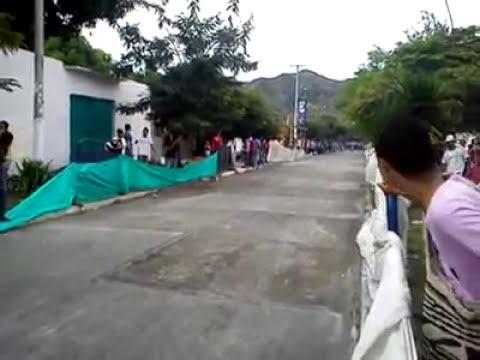 accidente carreras de motos en el tolima