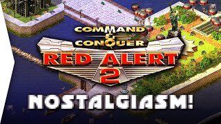 It's Red Alert 2! ► Command & Conquer: RA2 - The Classic C&C RTS in HD Widescreen - [Nostalgiasm]