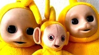 Teletubbies with Filly and Pleans Surprise Eggs