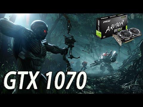 GTX1070十款遊戲性能測試