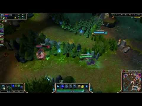 League Of Legends : Bubble Butt video