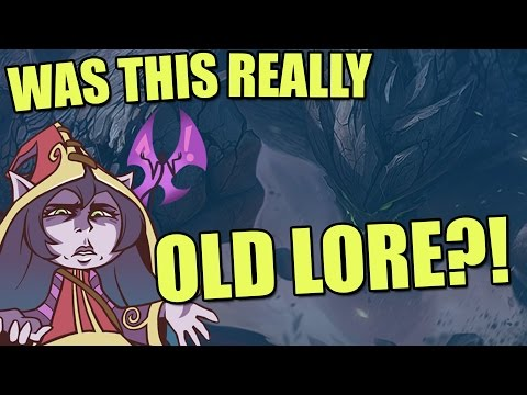 That was old lore?! /ALL Chat [League of Legends]
