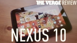 Samsung Nexus 10 hands-on review